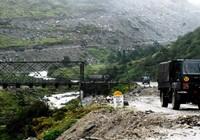 Ấn Độ xây 2 đường hầm gần biên giới Trung Quốc