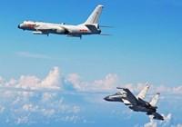 TQ kiên quyết tiếp tục tập trận sát Nhật và Đài Loan