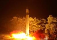Triều Tiên công bố video cảnh phóng tên lửa ICBM lần 2
