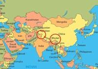 Du học sinh Trung Quốc 'náo loạn' vì bản đồ Trung-Ấn