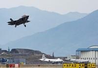 100 tiêm kích F-35 Mỹ-Nhật-Hàn vây quanh Triều Tiên