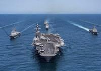 Tháng tới, tàu sân bay Mỹ áp sát bán đảo Triều Tiên