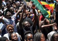 Nam Phi bối rối vì diễn biến phức tạp tại Zimbabwe