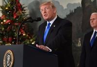 Tổng thống Trump ra quyết định lịch sử về Jerusalem