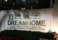 TP.HCM: Sập giàn giáo ở Dream Home Luxury, ba người thương vong