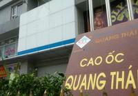 Hơn 250 hộ dân ở chung cư Quang Thái kêu cứu