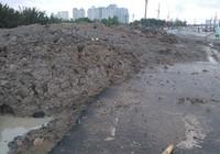 Dự án của Công ty Đại Quang Minh bị đổ trộm chất thải