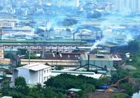 Hỗ trợ 18 cơ sở sản xuất di dời ra khỏi khu dân cư