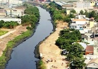 Giao mặt bằng dự án cải tạo Tham Lương – Rạch Nước Lên