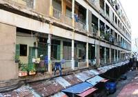 Thêm nhiều công ty xin cải tạo chung cư cũ ở quận 1