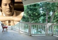Không gian sống xanh mát của ca sĩ Quang Dũng