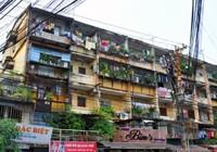 TP.HCM: Tháo dỡ và xây dựng mới 50% chung cư cũ đến năm 2020