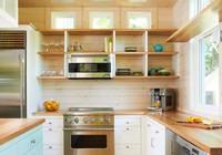 Vận xui đeo bám khi đặt sai lò vi sóng và tủ lạnh