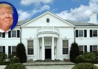 Những biệt thự xa hoa thuộc sở hữu của Donald Trump