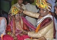 Rộn ràng mùa cưới ở Ấn Độ