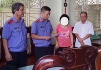 Chi cục trưởng Thi hành án huyện Phong Điền bị bắt