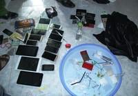 Bắt 4 người giấu ma túy trong phòng trọ ở Hậu Giang