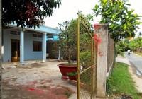 Nhà của cộng tác viên báo Công An TP.HCM bị tạt sơn