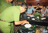 17 thanh niên ở TP.HCM xuống Cần Thơ dự 'tiệc' ma túy