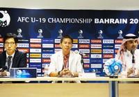 HLV Hoàng Anh Tuấn tự hào về U-19 Việt Nam