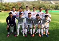 Tuyển Việt Nam thắng dễ nhà vô địch Hàn Quốc