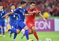 Thắng Singapore 1-0, Thái Lan đoạt vé bán kết đầu tiên