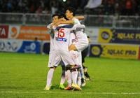 HA Gia Lai đánh bại nhà cựu vô địch V-League