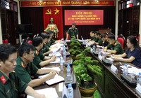 Bộ Quốc phòng thành lập hội đồng kỳ thi quốc gia 2016