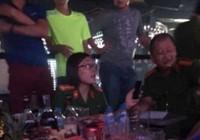 Đột kích quán bar ở Thanh Hóa, tạm giữ hàng chục đối tượng