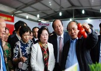 Thủ tướng trực tiếp giới thiệu nông sản ra thế giới