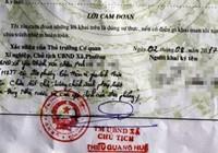 Bị trả hồ sơ nhập học vì lý lịch bị phê xấu