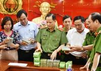 Thiếu tướng Trịnh Xuyên biểu dương Ban chuyên án ma túy
