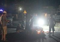Đi vệ sinh, một công nhân bị tàu hỏa tông tử vong