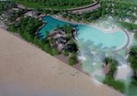 Động thổ dự án Cửa Sót Hà Tĩnh với mức đầu tư 300 tỉ đồng