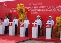 Phó Thủ tướng dự lễ động thổ dự án trên 900 tỉ đồng ở Nghệ An