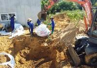 Chưa khởi tố vụ án chôn chất thải từ Formosa