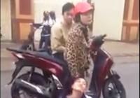 Nữ sinh lớp 10 bị đánh, nhục mạ ngay trước cổng trường