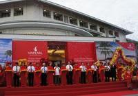 Chủ tịch nước cắt băng khánh thành Vinpearl Cửa Hội