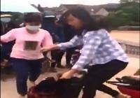 Công an xác minh clip hai nữ sinh đánh người túi bụi