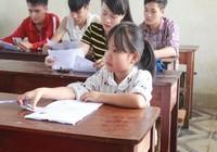 """Thí sinh cao hơn 1,1m: """"Ước mơ làm cô giáo mầm non"""""""