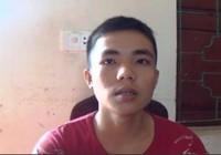 Từ vết cắt của cậu bé 14 tuổi, kẻ cướp xe ôm lộ diện