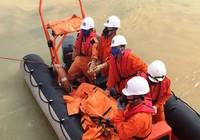 Bão đổ bộ, dừng tìm 2 thuyền viên tàu VTB26 mất tích