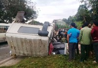 Lái xe tải tông chết 3 chú cháu lãnh 58 tháng tù