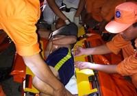 Cứu thuyền viên bị nạn trên tàu nước ngoài