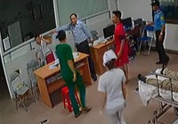 Công an Nghệ An kết luận về vụ giám đốc tát nữ bác sĩ