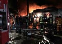 Nghi 6 người Việt Nam chết trong vụ cháy ở Đài Loan