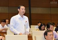 ĐB tranh luận với bộ trưởng Công Thương về thủy điện