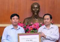 7,3 tỉ đồng giúp miền Trung vượt qua bão số 10