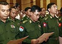Quốc hội Myanmar có 1/4 đại biểu quân đội