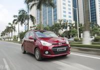 """Xe giá rẻ Hyundai i10 đang gây """"bão"""" tại Việt Nam"""